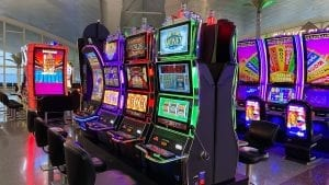 playing video poker and bingo in the best casino