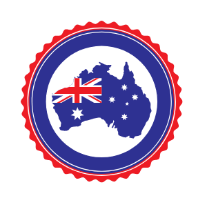 Ausstralian map batch