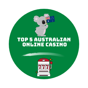 Top 5 Aussie Online Casino